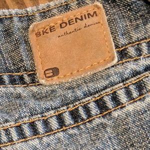 BKE authentic denim 28 x 35.5 women's jeans
